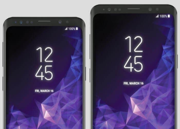 Descarga el fondo de pantalla del Samsung Galaxy S9 filtrado