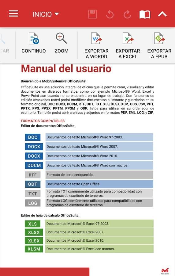 visor pdf