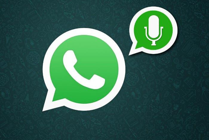 Cómo escuchar las notas de voz de WhatsApp antes de enviarlas