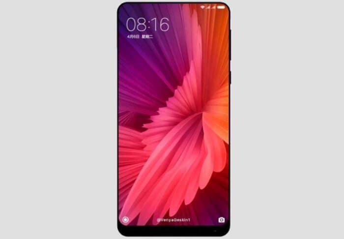 El Xiaomi Mi MIX 2s podría llegar con un Snapdragon 845 para el MWC de Barcelona