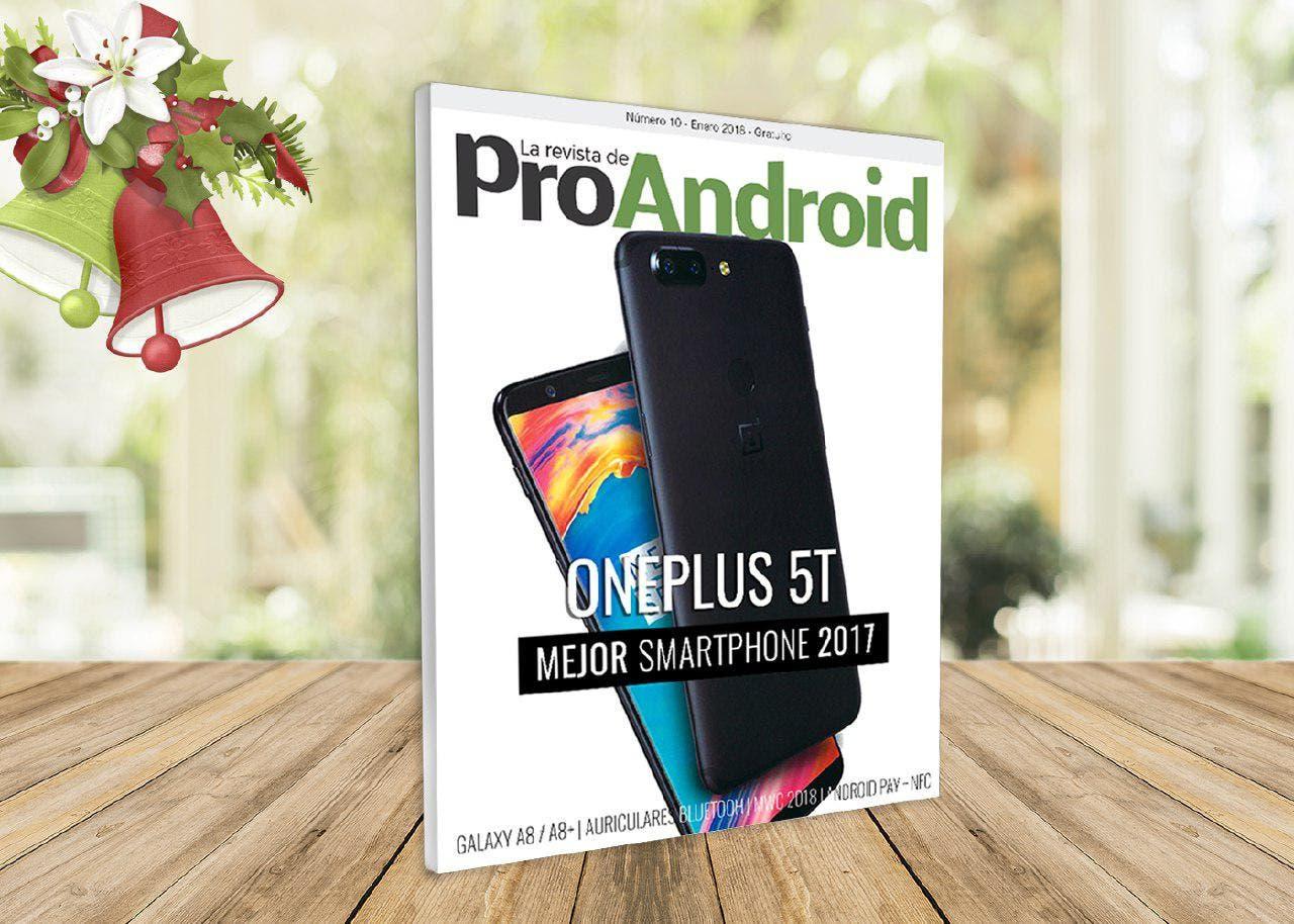 La revista de Pro Android – Número 10 (enero de 2018)