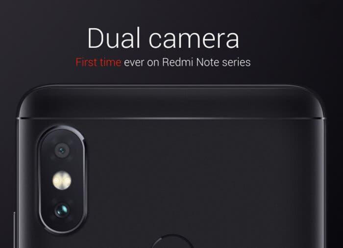 Los Xiaomi Redmi Note 5 Pro y Note 5 ya son oficiales con novedades importantes