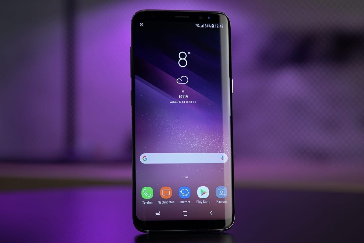 La mayor oferta del Samsung Galaxy S8 ya disponible en Amazon