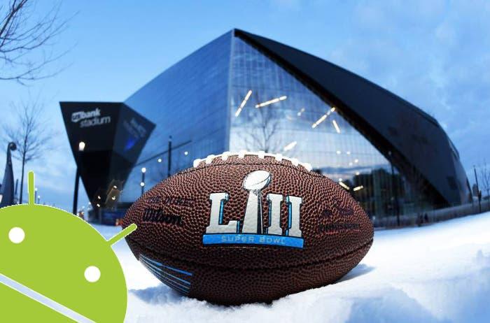 Cómo ver la Super Bowl 2018 gratis desde el móvil