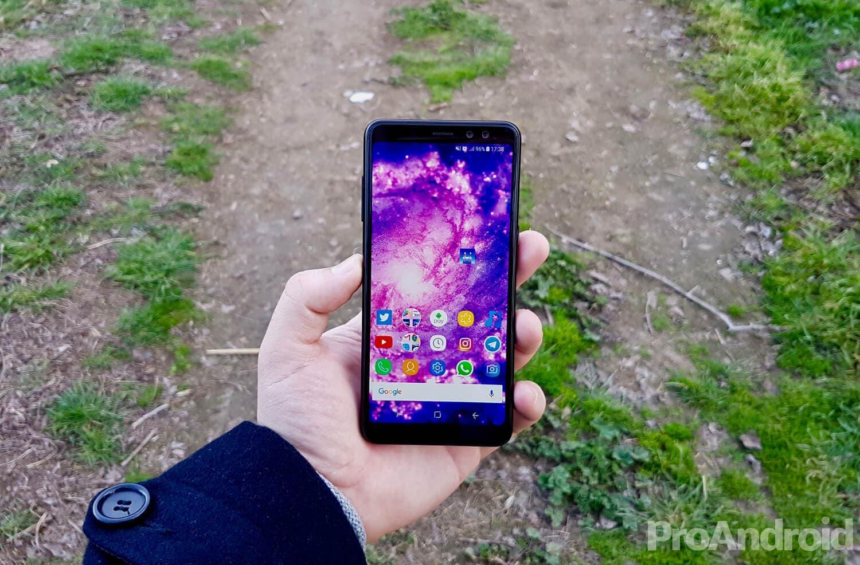 Esta es la lista completa de los móviles Samsung que podrían recibir Android 8.0 Oreo