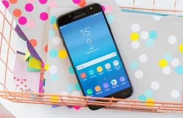 Hazte con el Samsung Galaxy J7 2017 más barato de la historia en Amazon