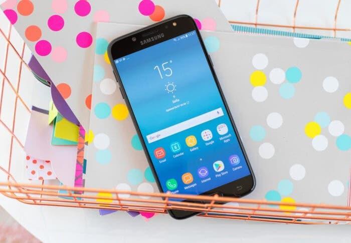 Filtradas las características del Samsung Galaxy J7 2018