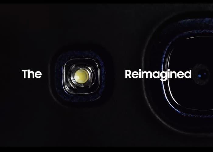 Nuevo video del Samsung Galaxy S9 desvela más detalles de su cámara delantera