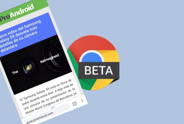 Así es la nueva interfaz de Google Chrome 65 que ya puedes probar