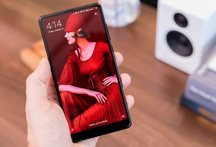Nueva oferta del Xiaomi Mi MIX 2 por menos de 450 euros en Amazon