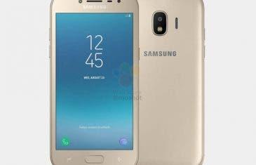 Filtrado el nuevo Samsung Galaxy J4: así podrían ser sus características y precio
