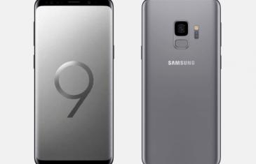 Ya tenemos imágenes oficiales del Samsung Galaxy S9 a pocos días de ser presentado