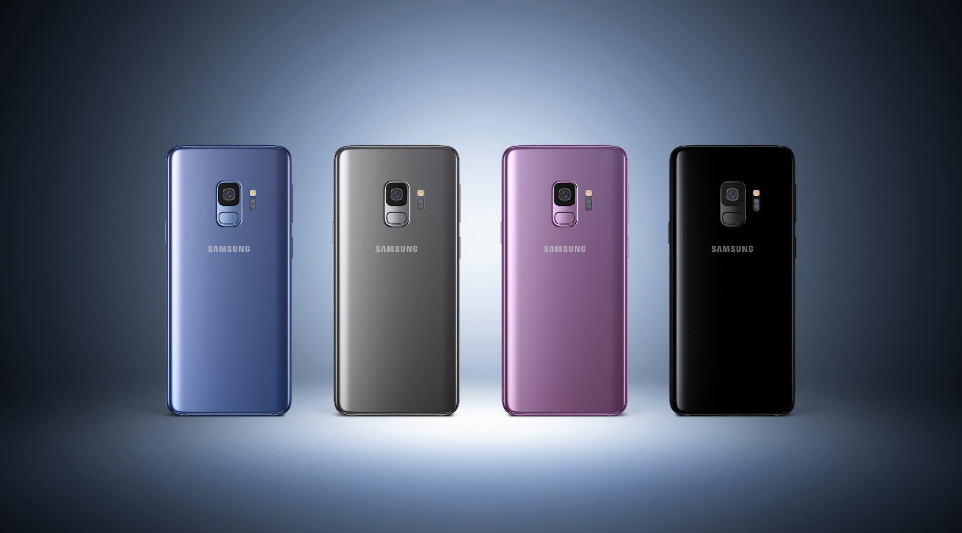 diferencias entre las distintas versiones de samsung galaxy s9 plus