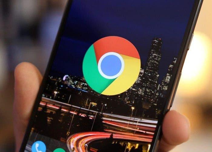 Google Chrome para Android está probando el modo oscuro
