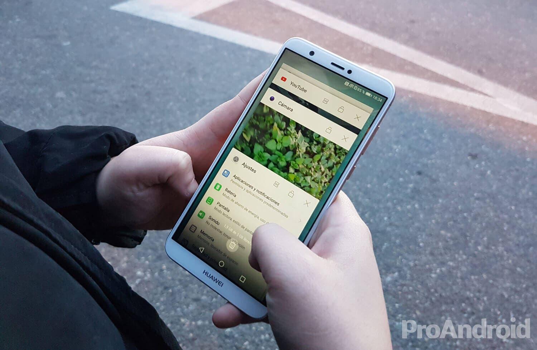 Esta oferta del Huawei P Smart tiene un descuento de más de 50 euros
