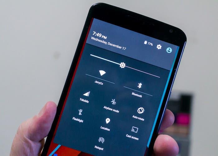Cómo personalizar los ajustes rápidos de Android con aplicaciones y widgets