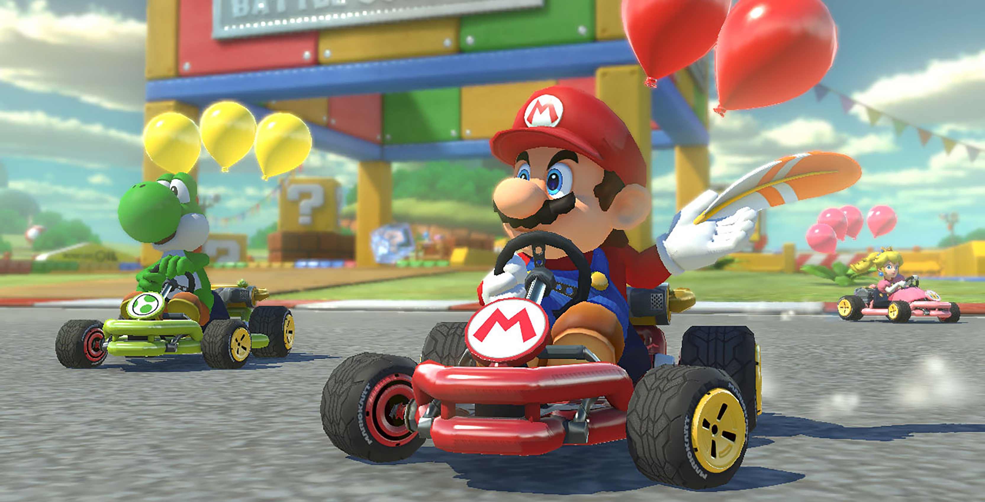 Filtran primeras imágenes y gameplay de Mario Kart Tour