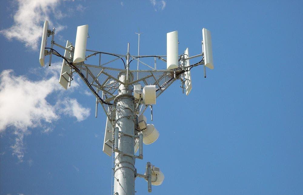 antena movil