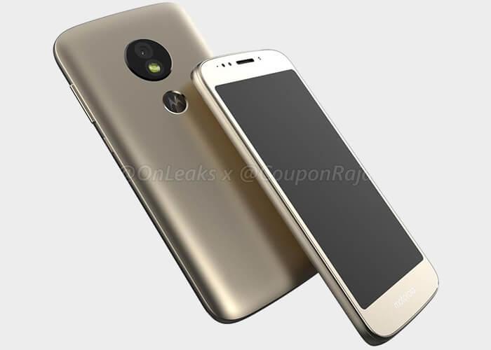 Filtradas las características del Motorola Moto E5 con gran pantalla