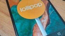 Easter Eggs de Android Lollipop