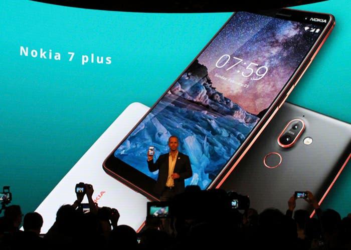 El Nokia 7 Plus ya es oficial, consulta todos los detalles