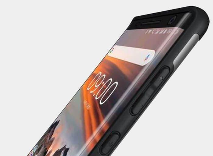 Estas fundas del Nokia 9 revelan su pantalla curva y doble cámara