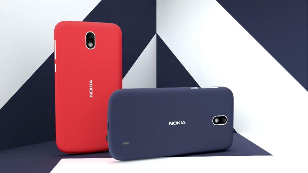 Toda la información del Nokia 1, el nuevo Android Go de la compañía