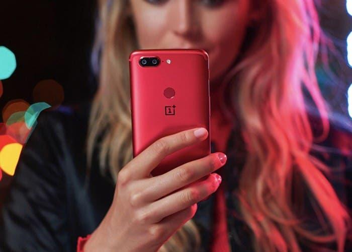 El modo retrato del OnePlus 6 llega a la cámara delantera del OnePlus 5 y 5T