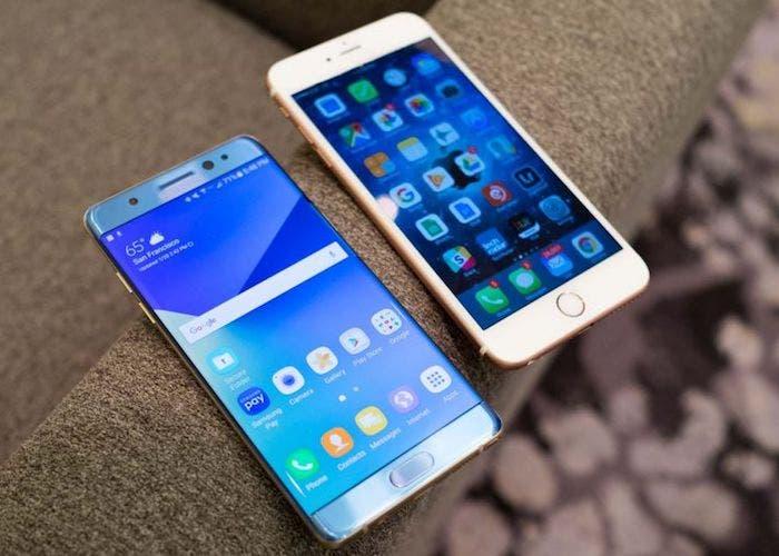 Cómo transferir toda la información de Android a iOS y viceversa