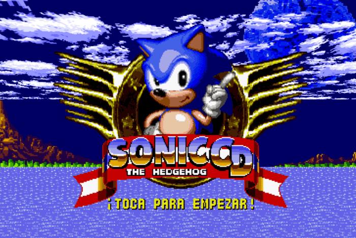 Juega gratis al nuevo Sonic CD para Android, el juego de SEGA más esperado