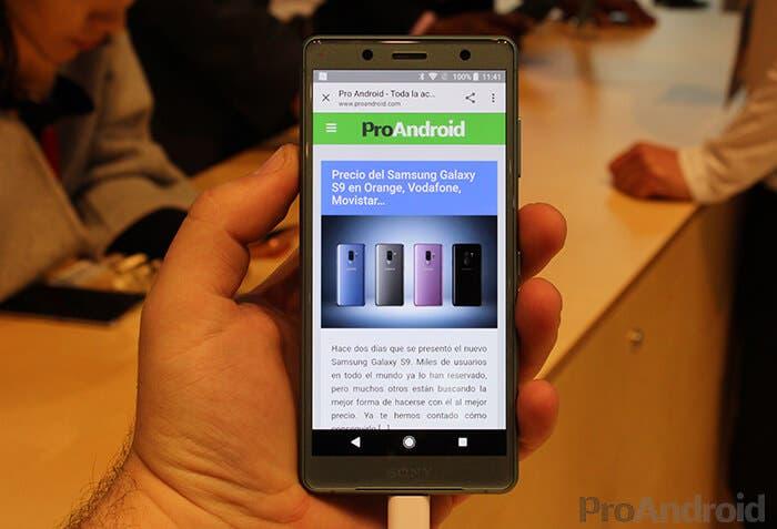 Sony Xperia XZ Compact: el teléfono más potente y compacto del mercado
