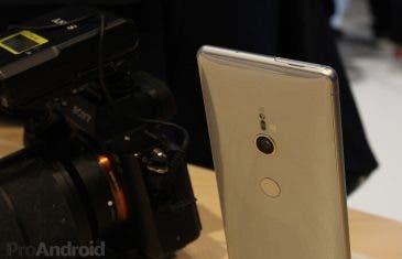 Primeras imágenes reales del Sony Xperia XZ3 filtradas
