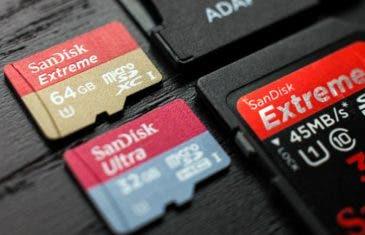 Compra las microSD más baratas: 16GB, 32GB, 64GB…