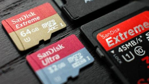 Compra las microSD más baratas: 16GB, 32GB, 64GB…