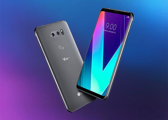 El LG V30s ThingQ es presentado y os desvelamos sus especificaciones y precio