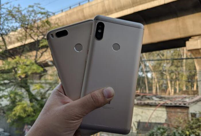Xiaomi Redmi Note 5 Pro vs Xiaomi Mi A1: la batalla de MIUI contra Android One