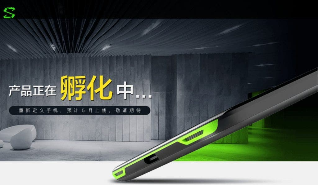 filtración del movil gamer de xiaomi