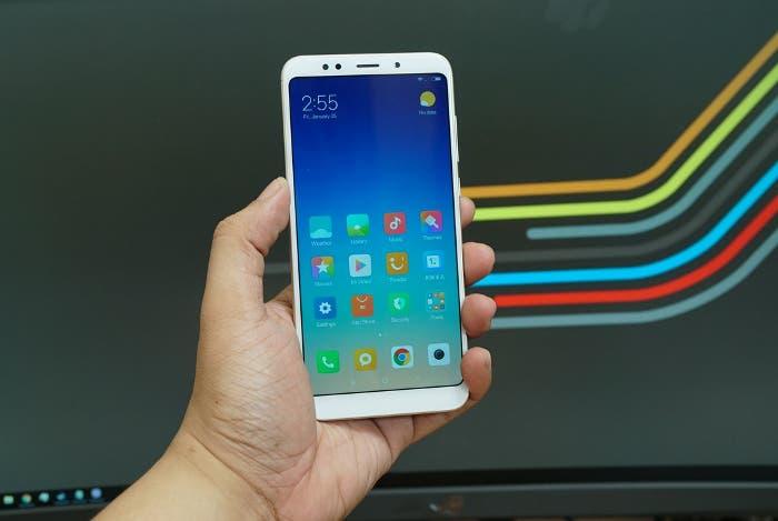 Los gestos del iPhone X ya están llegando al Xiaomi Redmi 5 Plus