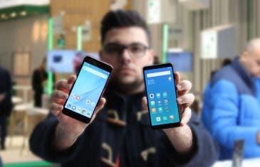 Xiaomi Mi A1 vs Xiaomi Redmi Note 5 Pro: comparativa tras probarlos en el MWC