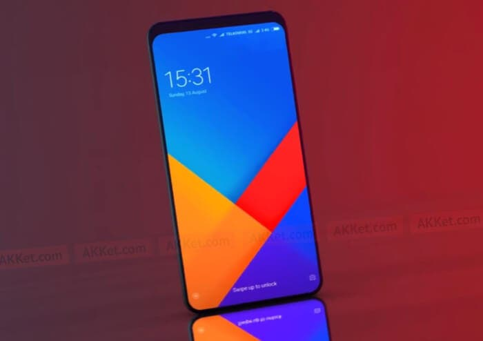 Revelada la posición del sensor de huellas en el Xiaomi Mi7