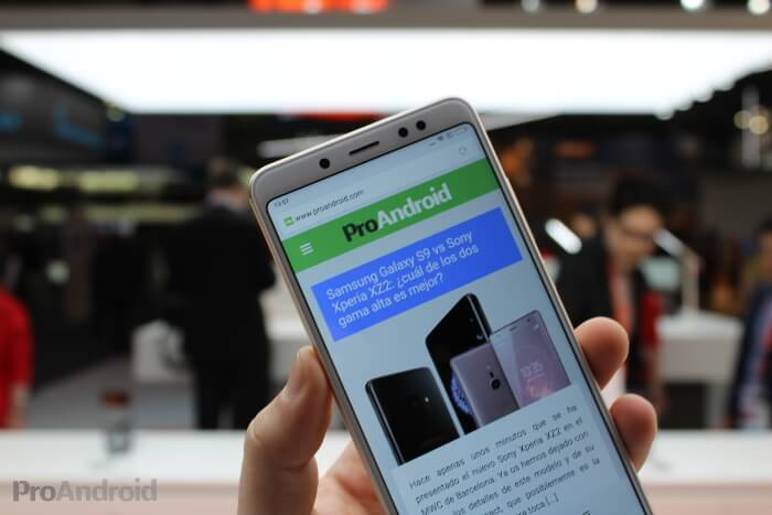 El Xiaomi Redmi Note 5 Pro ya está recibiendo Android 9 Pie oficialmente