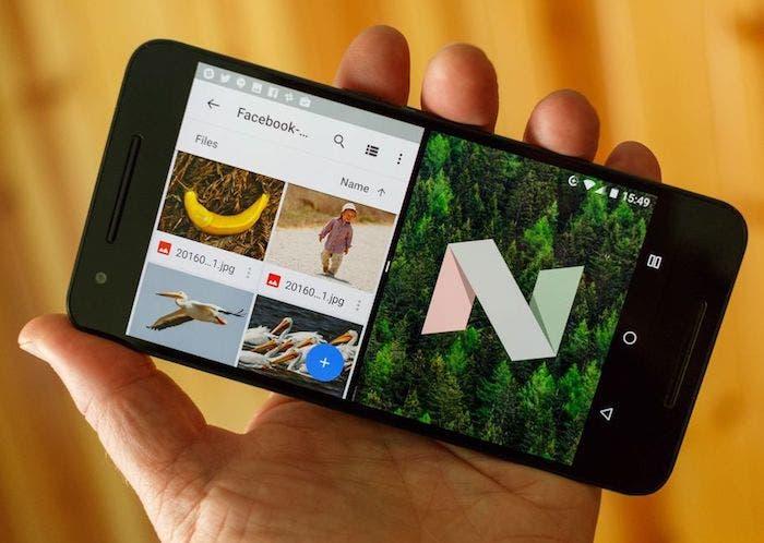 Cómo tener dos ventanas de cualquier aplicación a pantalla partida en Android