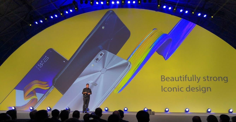 Diseño Asus Zenfone 5