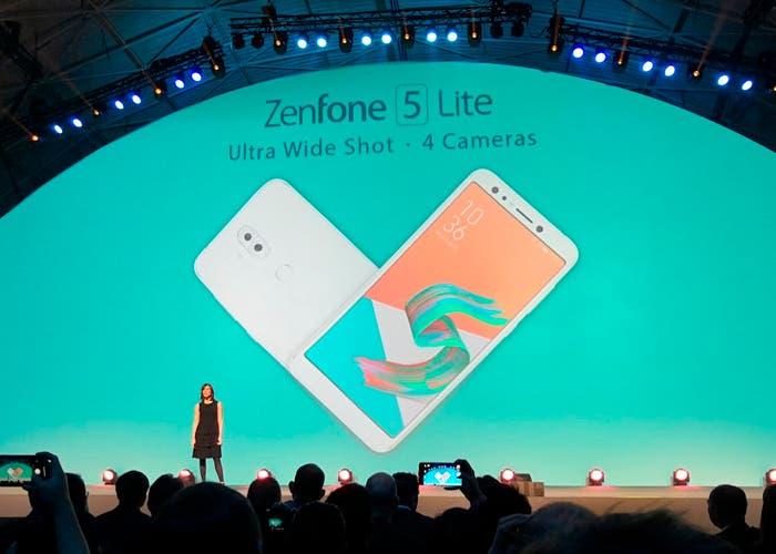 Asus Zenfone 5 Lite: un todo pantalla con lo justo para triunfar