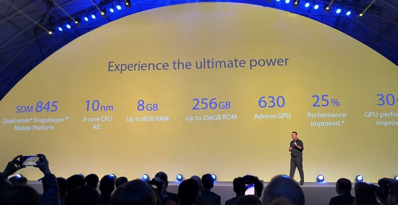 Presentación del Asus Zenfone 5Z