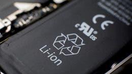 baterías de los smartphones