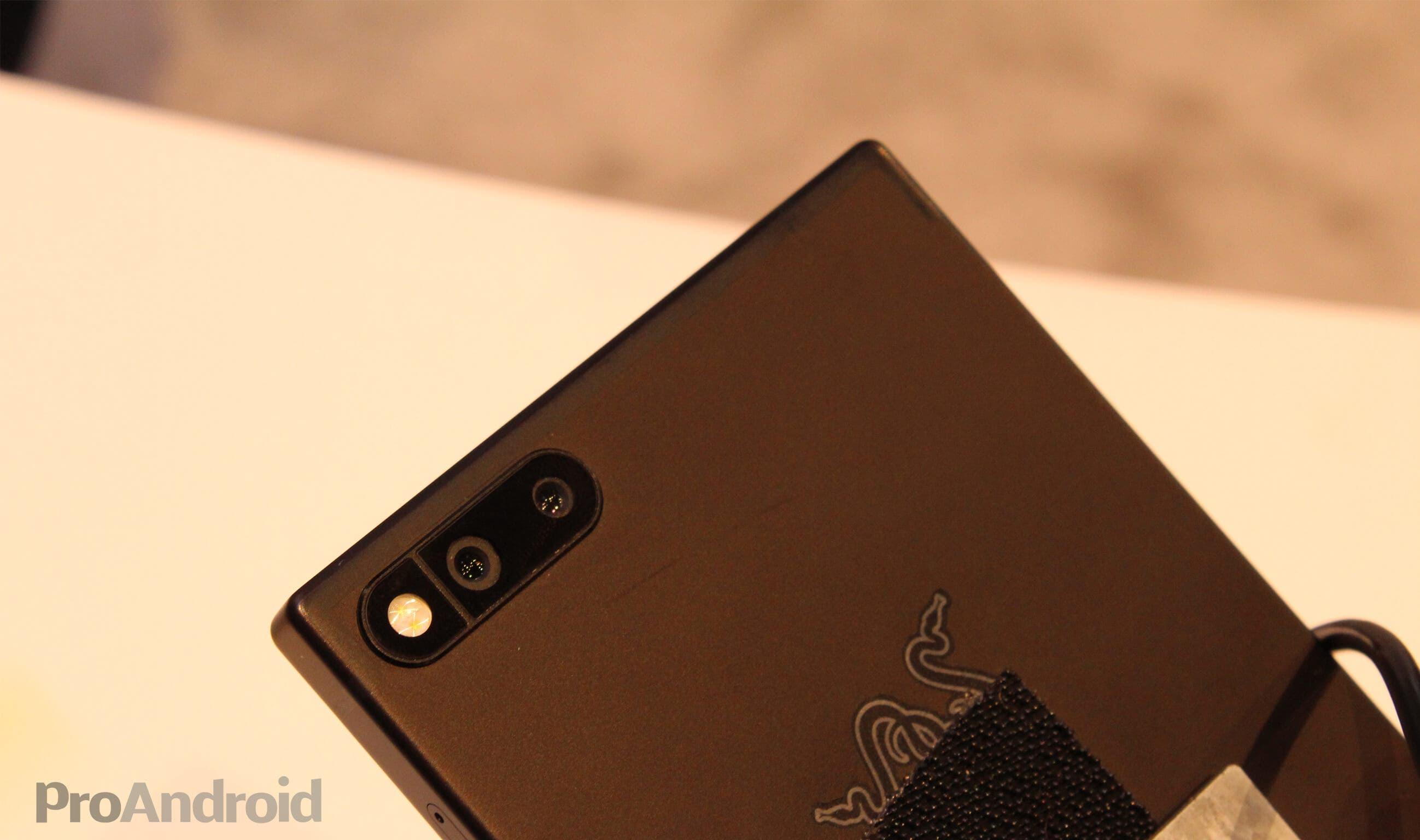 Cámara Razer Phone