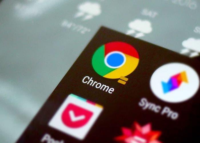 Cómo tener dos ventanas de Google Chrome a pantalla partida en Android