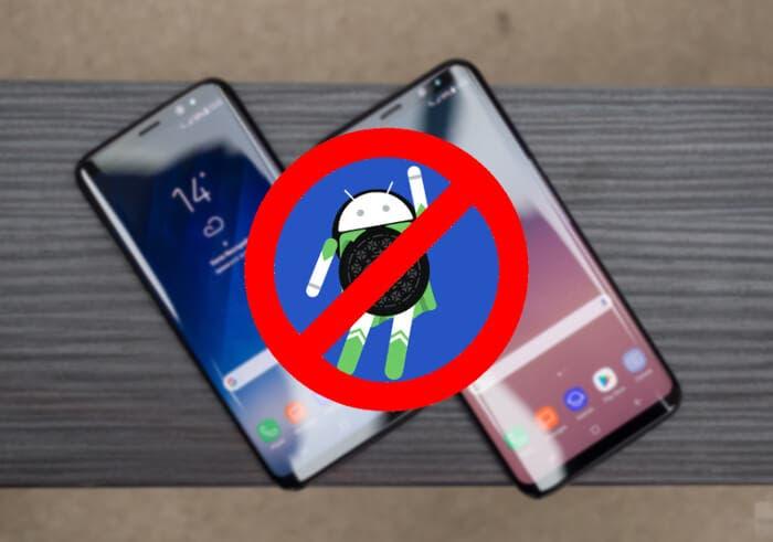 Android 8.0 Oreo para el Samsung Galaxy S8: la compañía paraliza la actualización hasta nuevo aviso