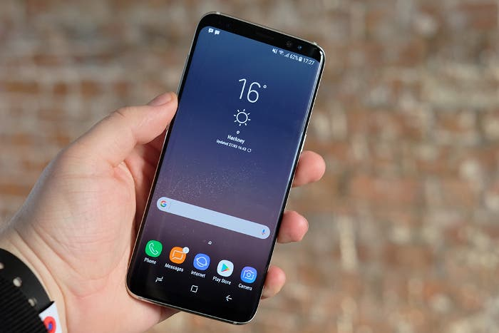 Compra el Samsung Galaxy S8 por algo más de 470 euros con esta oferta de Amazon